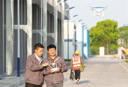 苏州移动利用5G技术实现空中巡逻和防汛检测