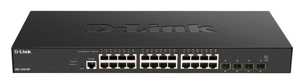 D-Link面向全球市场发布全新万兆交换机和SMB级网管交换机