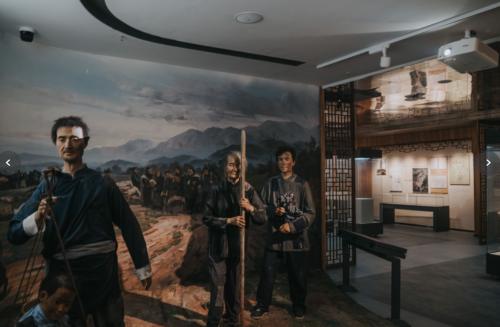 Vivitek(丽讯)工程投影机助力打造江西石城博物馆