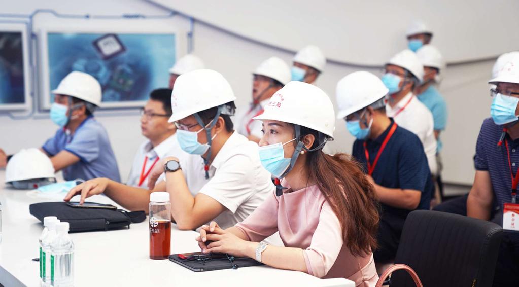 智能建造观摩会|好运达智能工厂:创新研发智能技术,助推基建产业升级