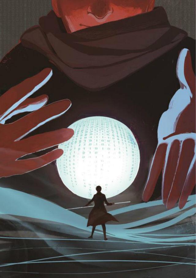 未来已来,预言成真《智能的觉醒:惊天预言》出版,显示惊人的前瞻性