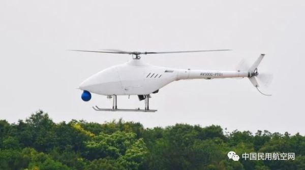 国产无人直升机海拔4411米起降!可为30人运1天食物