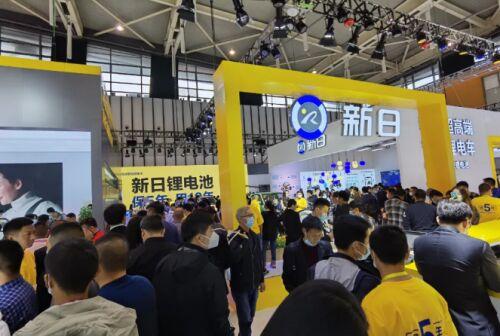 新日绝对C位制霸全场,南京展见证新日时代到来!