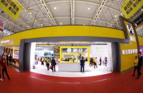 南京展圆满落幕,新日电动车演绎口碑神话
