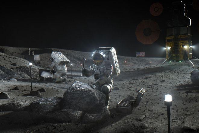 NASA申请34亿美元造登月飞船,美参议院:拨10亿