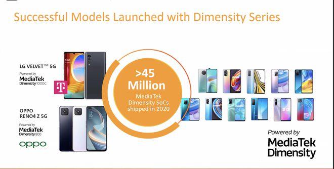 联发科技:即将发布6nm制程工艺的5G芯片