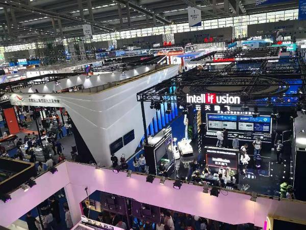 第二十二届高交会IT展众多优秀创新产品精彩亮相,惊艳世界!