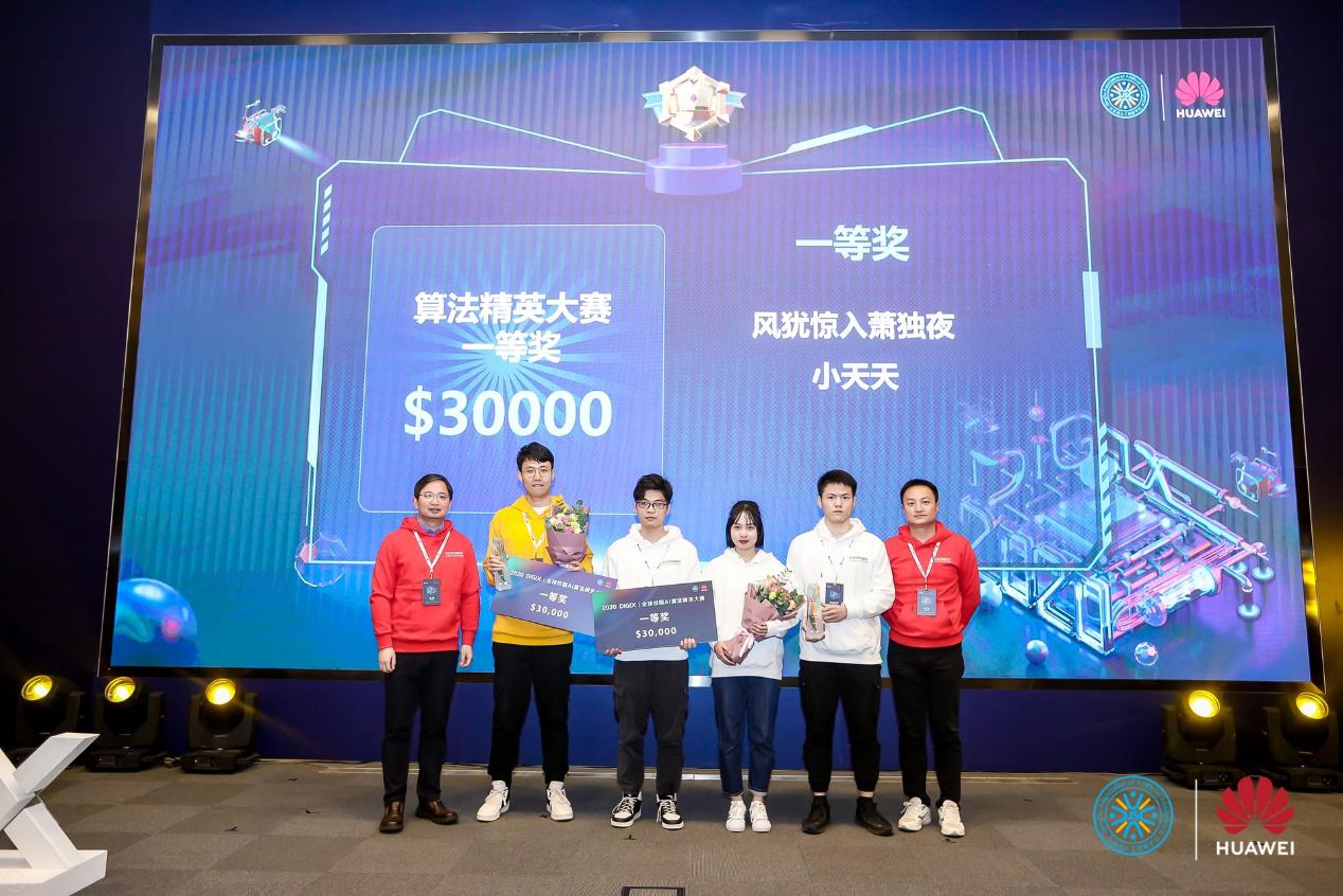 全球校园算法精英巅峰对决 2020 DIGIX全球校园AI算法精英大赛完美收官