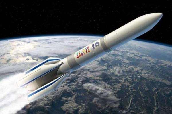 织女星火箭发射失败 两颗卫星丢失