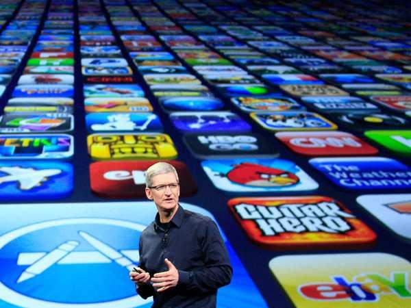 应用店降佣惠及98%开发者,苹果明年只损失6亿美元?宁琨墙衣