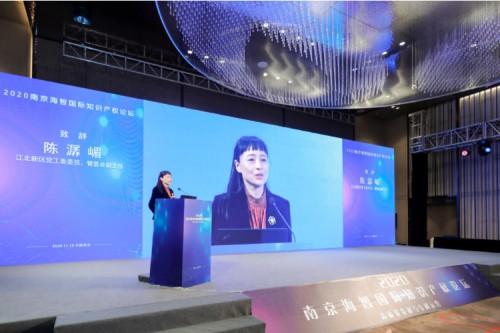 2020南京海智国际知识产权论坛圆满召开