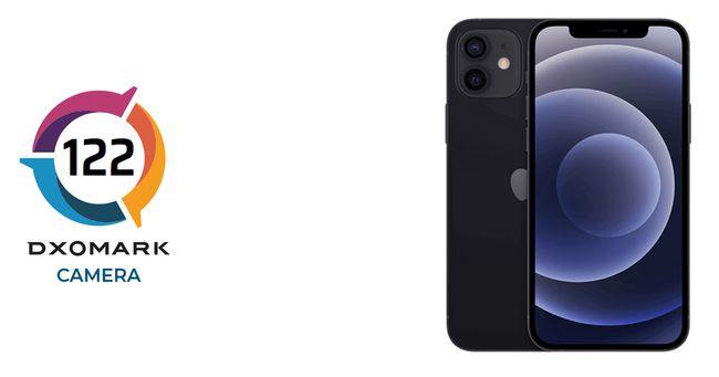 DxOMark公布iPhone 12相机得分-快尚诚品