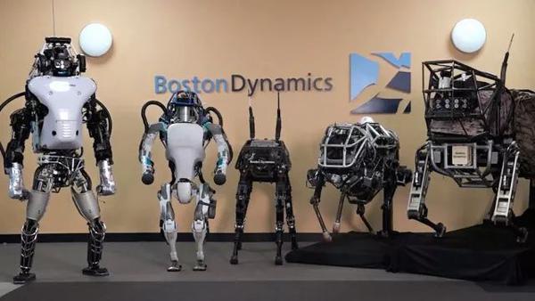 韩国现代收购机器人波士顿动力公司80%股权,估值11亿美元-自由鸟王博