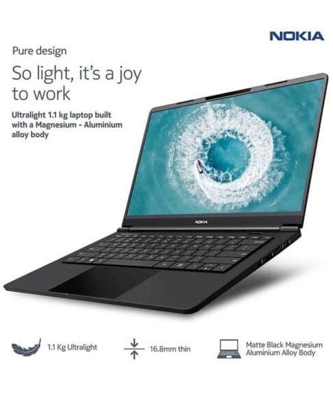 诺基亚 PureBook X14 笔电  主打轻薄本周五上市-www.xuntelift.cn