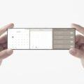 与日本工作室合作  OPPO 展示未来折叠机设计