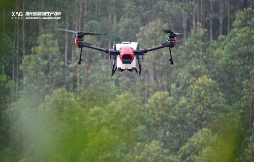 展开未来农业的极飞 V40 农业无人机,有哪些革命性创新?