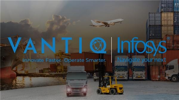 Vantiq宣布与Infosys成为数字供应链创新合作伙伴