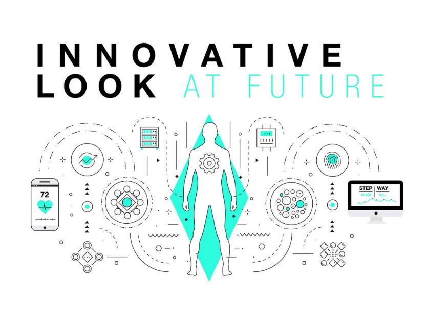 人工智能未来科技图片