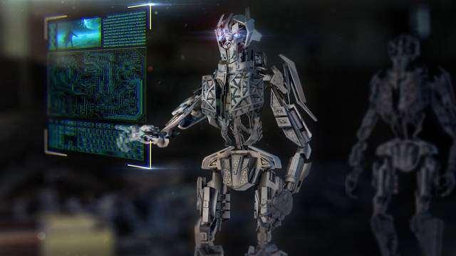 人工智能的训练效率低下?人工智能未来是否会全面超越人类