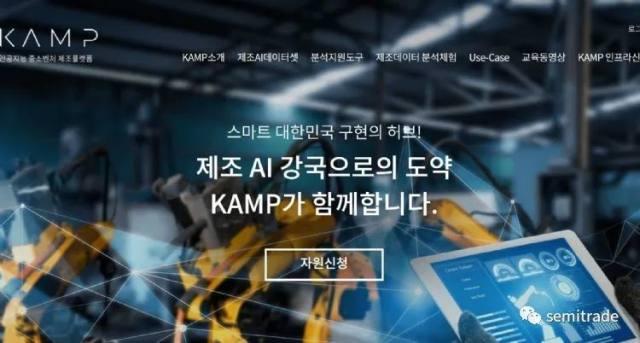 韩国启用制造业AI平台,提升中小企业竞争力!
