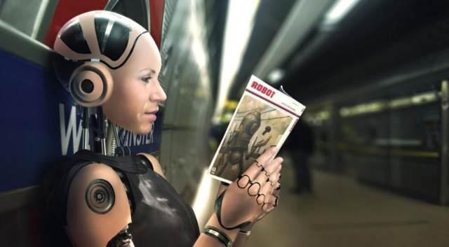 AI技术突破,可以识别情感,人类伴侣的未来会被取代吗?
