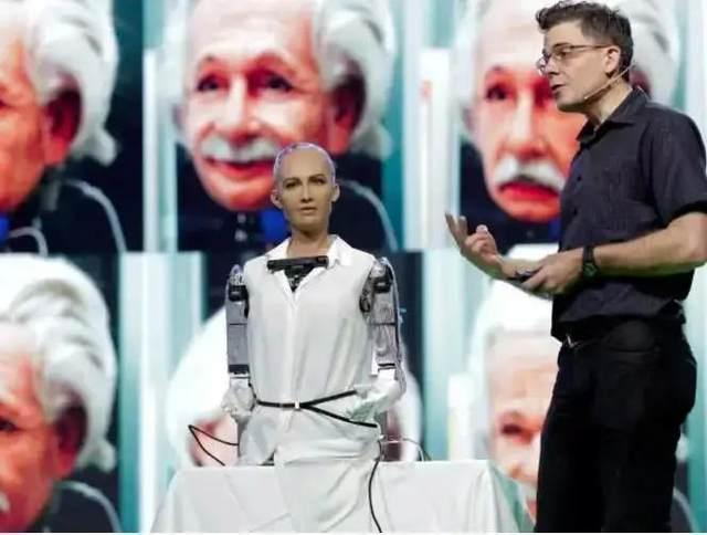 人工智能的产生是机遇,更是挑战!未来人工智能真的会毁灭人类吗?