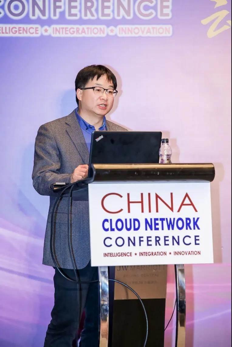 拥抱云智时代,激活智能联接原力 新华三出席2021中国云网智联大会