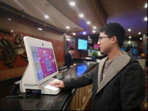 """facebox创视人证核验一体机 打造酒店行业下一个""""爆点"""""""