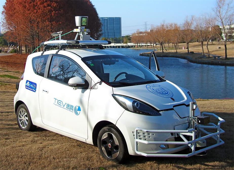 优刻得UCloud为同济大学L4级智能无人车实验室提供云底座