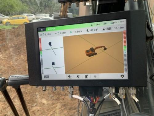 丰疆3D智能挖掘引导控制系统,让工程操作更简单