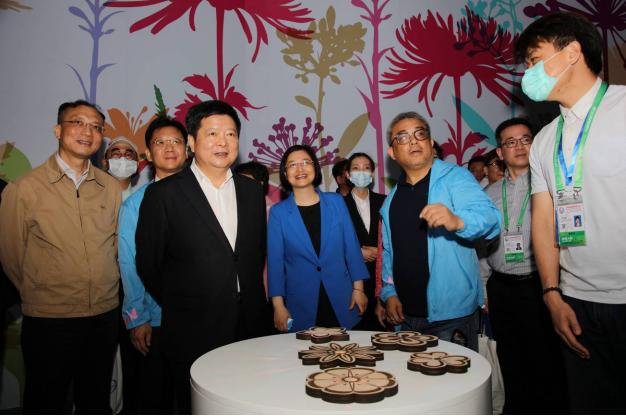 第十届花博会开幕 台达视讯解决方案点亮台湾展区花开两岸