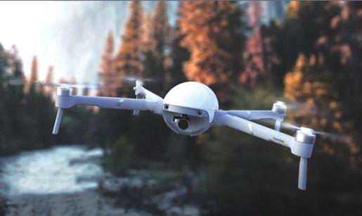 既是DV又是无人机新奇的PowerEgg X你见过没