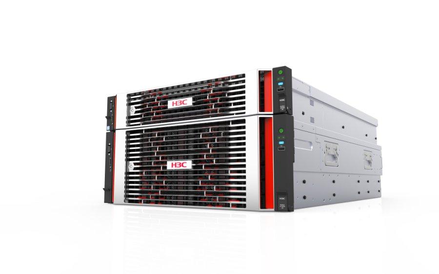 重新定义分布式存储,新华三X10000全闪节点是如何做到的?