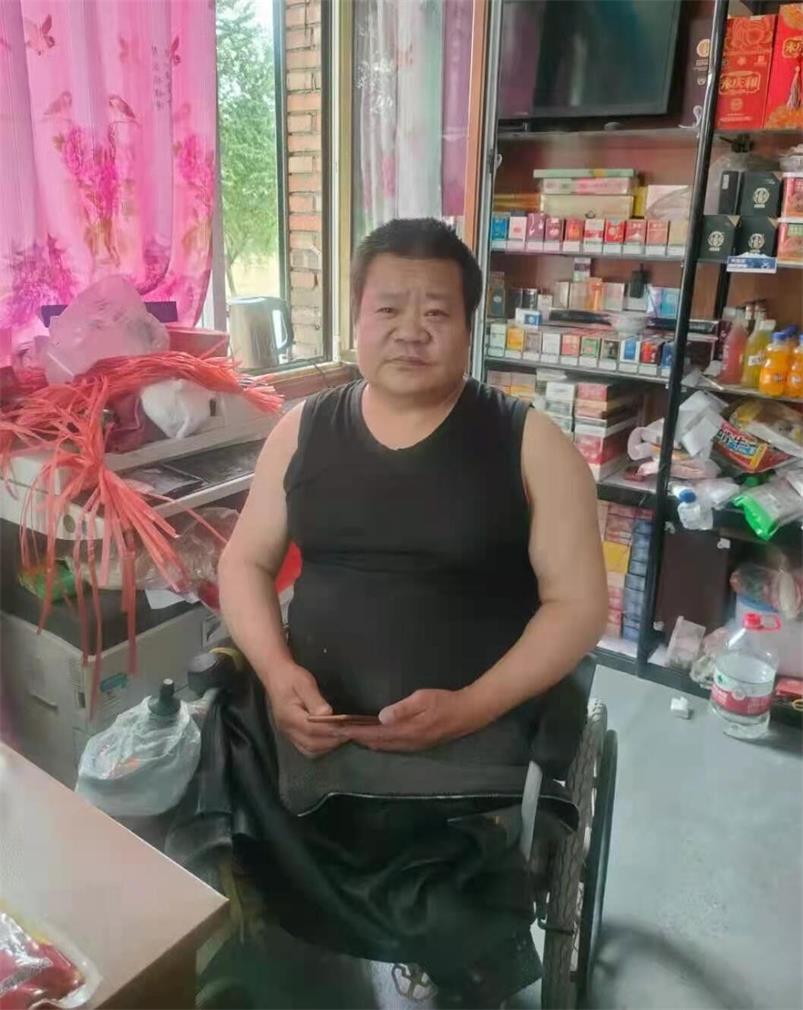 电商的世界,我也要看一看——记贵德县残疾人电商服务站长袁发才