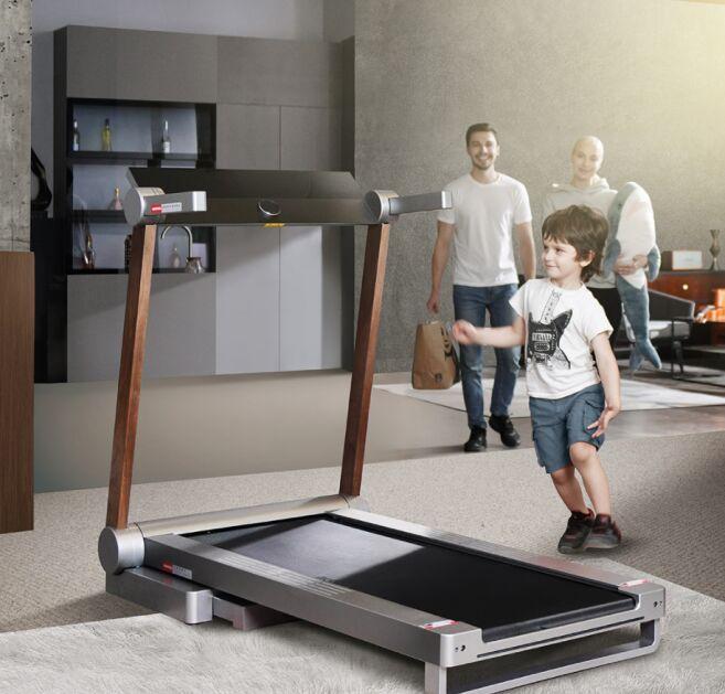 跑步机排名靠前,莫比电动跑步机适合居家健身