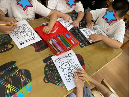 """新学期·新旅程——""""牵手艺术彩虹 献给未来地球""""创意星空项目助力校园文化行动"""
