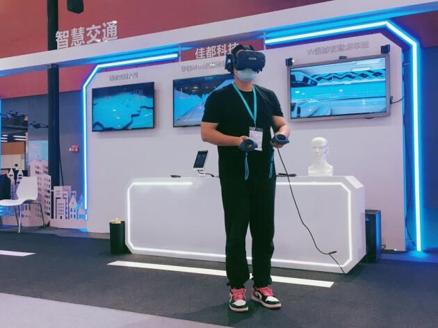 中博会直击:中国企业秀黑科技,德日企业秀生活