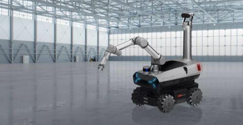 什么是机器人3.0?来看看为智能而生的联想晨星机器人