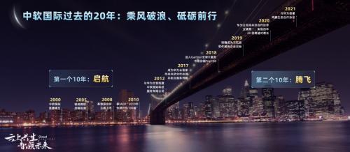 中软国际陈宇红:乘祥云之势 再攀数字高峰