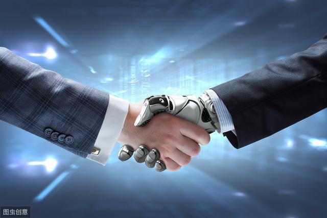 人工智能人类(人工智能ppt素材资料)
