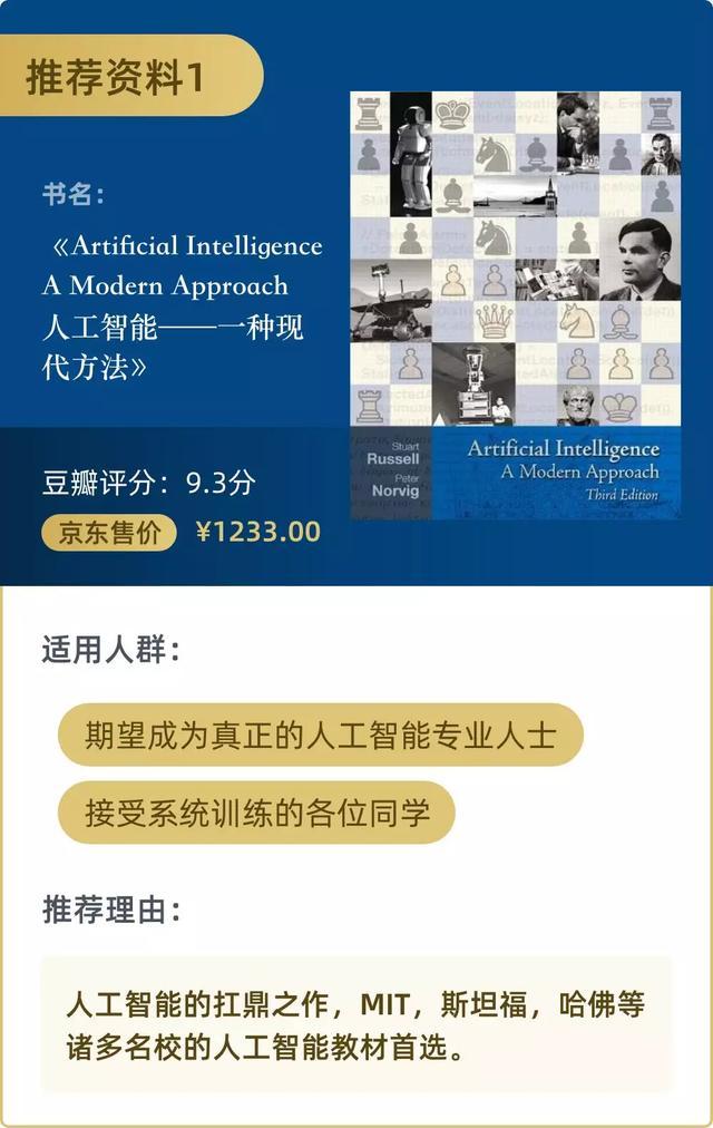 学习人工智能的的简单介绍