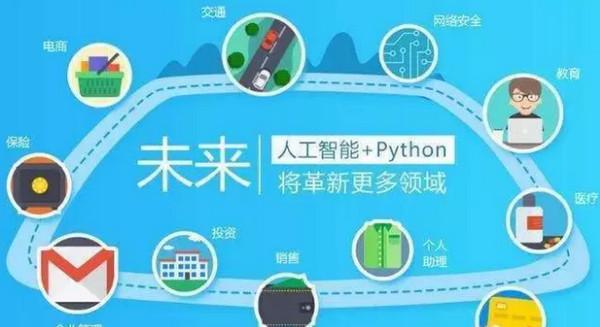 python人工智能教学(python自学)