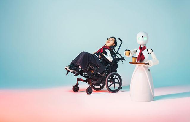 人工智能 机器人图片(智能机器人图片大全)