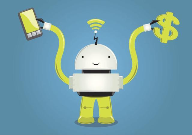 人工智能财务机器人(人工智能机器人)
