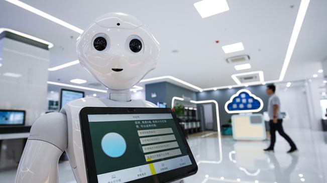 美女人工智能机器人价格(人工智能应用案例)