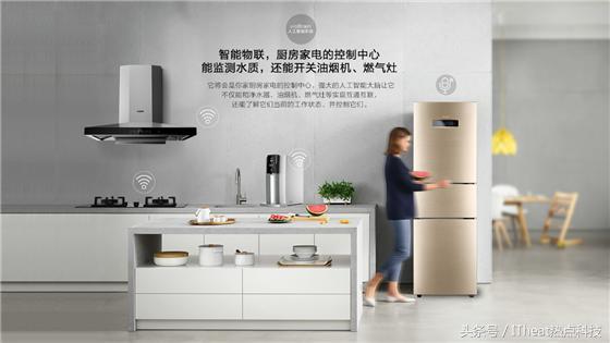 人工智能冰箱(关于冰箱的创新想法)
