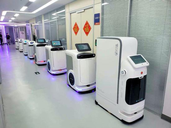 安安人工智能机器人(人工智能 安安)