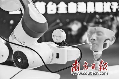 第一台人工智能机器人系统(人工智能神经机器人系统)