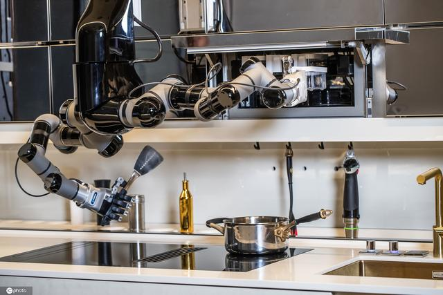 人工智能厨房机器人(小谷智能机器人)