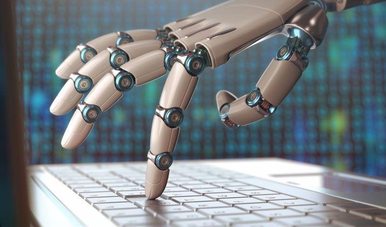 人工智能ai机器人(中国ai智能龙头公司)